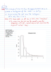 STATS 509 Fall 2014 Assignment 3 Solutions