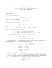 Pset5 Answers Econ310 Fall 07