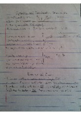Algebra study guide Symmetry and Translation