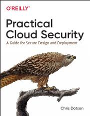 Practical Cloud Security.pdf
