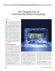 The changing face of governmental financial reporting.pdf
