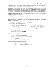 Thermodynamics HW Solutions 21