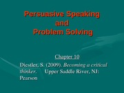 W15-persuasive speaking and problem solving