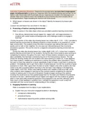 ohio department of education lesson plan template - edu 431 cari edtpa elementary literacy task 1 context