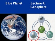 Lecture 4  Oct 2012 Earth Materials