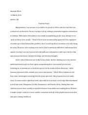 anthro 140 postition paper.docx