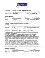 1-SFSU Intern Placement Agreement-Sum2015