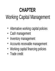 CA Financing.ppt