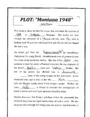 montana 1948 gail quotes