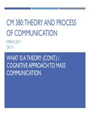 2 What is a Theory (cont.) & Cognitive Approach to Mass Communication.pdf