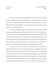 Arms and the Man Essay