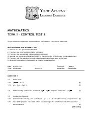 MATHEMATICS TERM 1 TEST - 2016.pdf