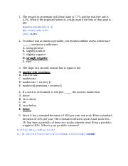Practice problems Chapter 11_12