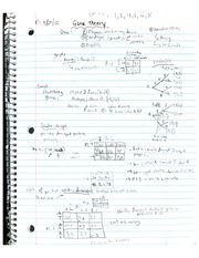 Game Theory & Nash Equilibrium Notes