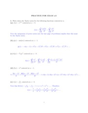 MATH 186 Exam 1 solutions