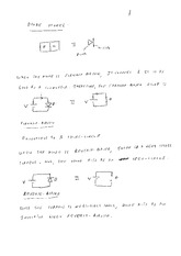 EE 3N03 Diode Model Notes