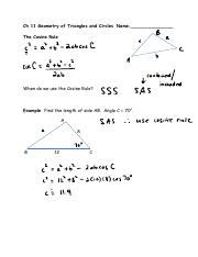 Lesson 2 Cosine Law and Area of Triangle COMPLETE.pdf
