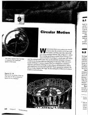 Circular motion packet (2)