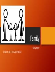 Family in the U.S. and Nigeria powerpoint.pdf