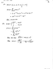 ECE 455 Fall 2013 Tutorial 8 Solutions