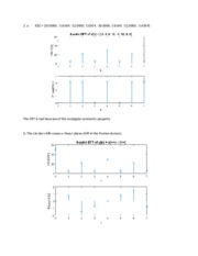Frequency Representation and Spectral Analysis Lab Report/Data
