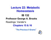 Lecture_22_Metabolic Homeostasis.POSTING
