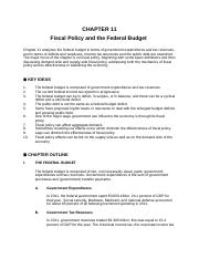fiscal_policy_chapter_summary_notes