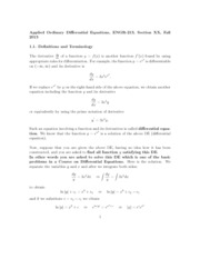 Section_1_1_Deifinition_and_Terminology__Section_1_2_Initial_Value_Problem