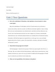 Unit 2 Text Questions - Judy Kate Kempf.docx