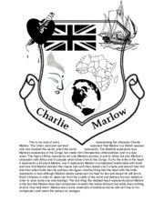 Coat of Arms- Charlie Marlow