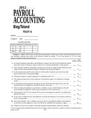 bieg payroll accounting 2012 chapter 7 Read and download payroll accounting 2013 bieg chapter 7 project answers free ebooks in pdf format payroll accounting accounting for payroll payroll ubs payroll - erast.