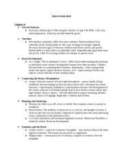 PSY 231 exam 2 review sheet revised.docx