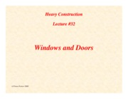 HC-Lecture32-Windows-and-Doors