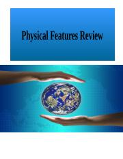 Physical Features Review.ppt