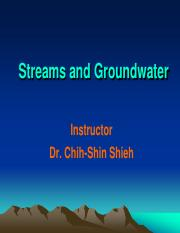Week 8 - Streams and Groundwater - Ch. 11 & 12.pdf