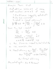 Entropy Change Problem Solving Notes