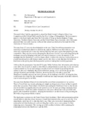 MGMT202-Ethics Case Memo