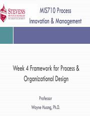 MIS710-Week04-Framework for Process & Org Mgmt-SIT