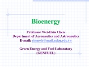 Introduction-bioenergy
