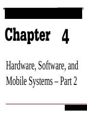 03_Software and Mobile