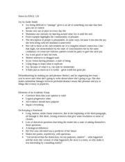ENGL 120 reading notes 9-2-13