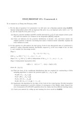 Exam 4 on Regression Models for Dependent Data