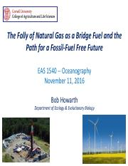 22_Howarth -- shale gas and 2030 plan -- November 11, 2016.pdf