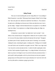 Example Of An Essay Proposal Essay About Education Best Paper Writing Services The Lodges Of Colorado  Springs Essay  Healthy Diet Essay also Research Paper Samples Essay Essay About Education  Underfontanacountryinncom Narrative Essays Examples For High School