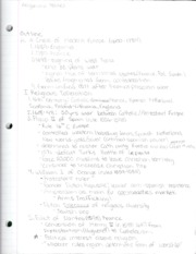 HIST 121 outline