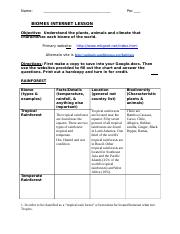 Copy of BIOMES Webquest.doc