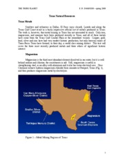 Chapter 12 -- Texas Natural Resources