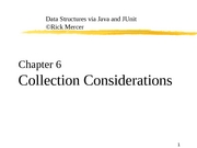 06-CollectionConsiderations