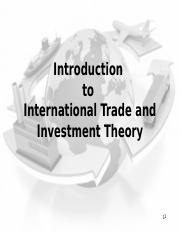 Introduction to International Trade and Investment Autumn17.ppt