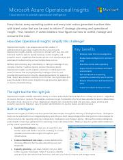 Azure-Operational-Insights-Datasheet
